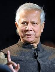 Dr. Muhamad Yunus, Nobel Laureate; Chairman, Yunus Centre Grameen Bank