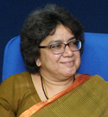 Nita Chowdhary, Secretary of Ministry of Women & Child Development