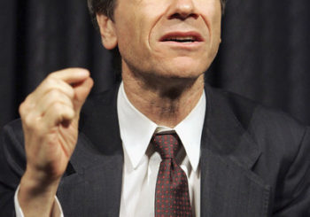 Jeffery Sachs, Director of The Earth Institute at Columbia University,