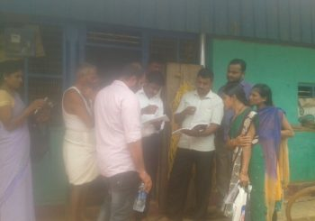 AMMACHI Labs team conducted Life Enrichment Education program for elders and kids in Sulugudu village, Karnataka.