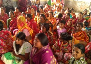 In bringing social transformation at Kalinagar village West Bengal