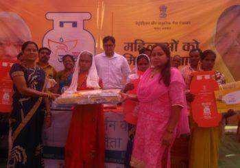Pradhan Mantri Ujjwala Yojana (PMUY) aims to safeguard the health of women and children