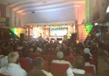 A glorious function was held on 'Swachhata Hi Seva' in Allahabad, Uttar Pradesh