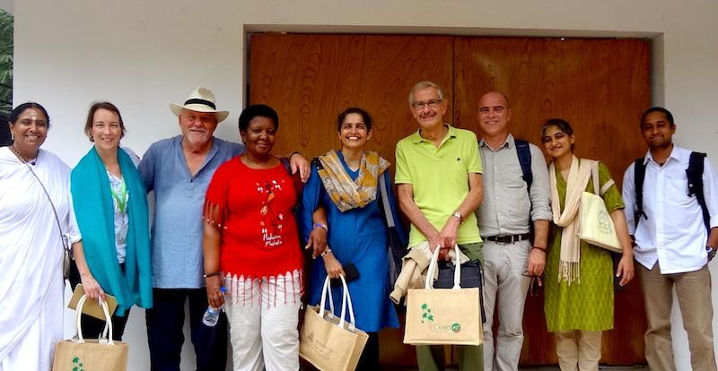 Amrita University, Witwatersand University and NORRAG members.