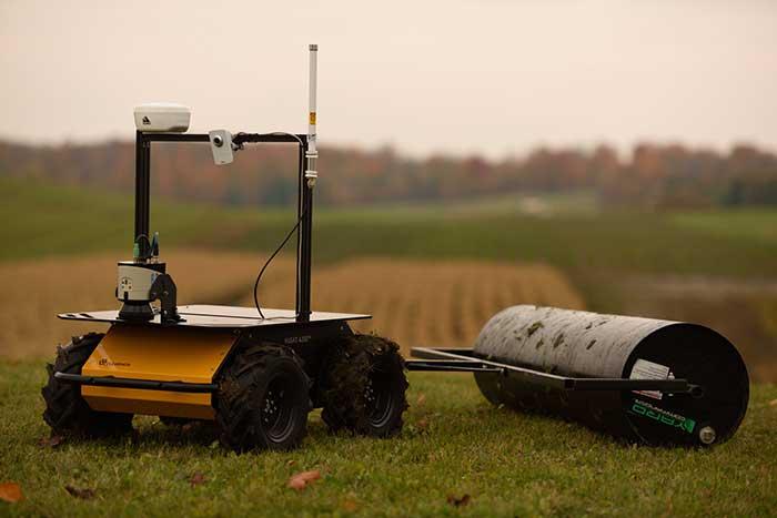 Soil Sampling Robot
