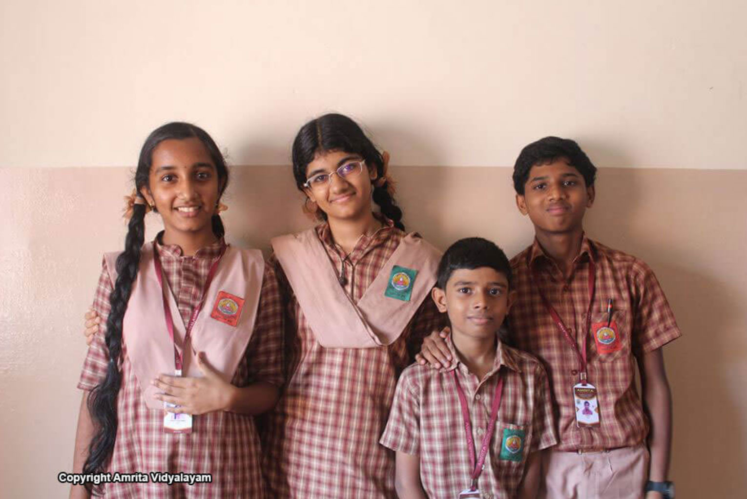 Amrita Kids selected for presentation at FabLearn 2020