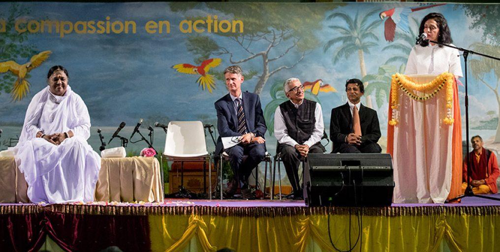 Inauguration of UNESCO Chair in Paris