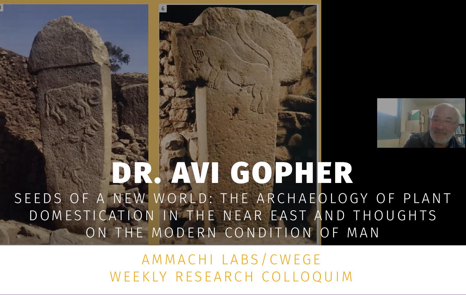 Dr. Avi Gopher