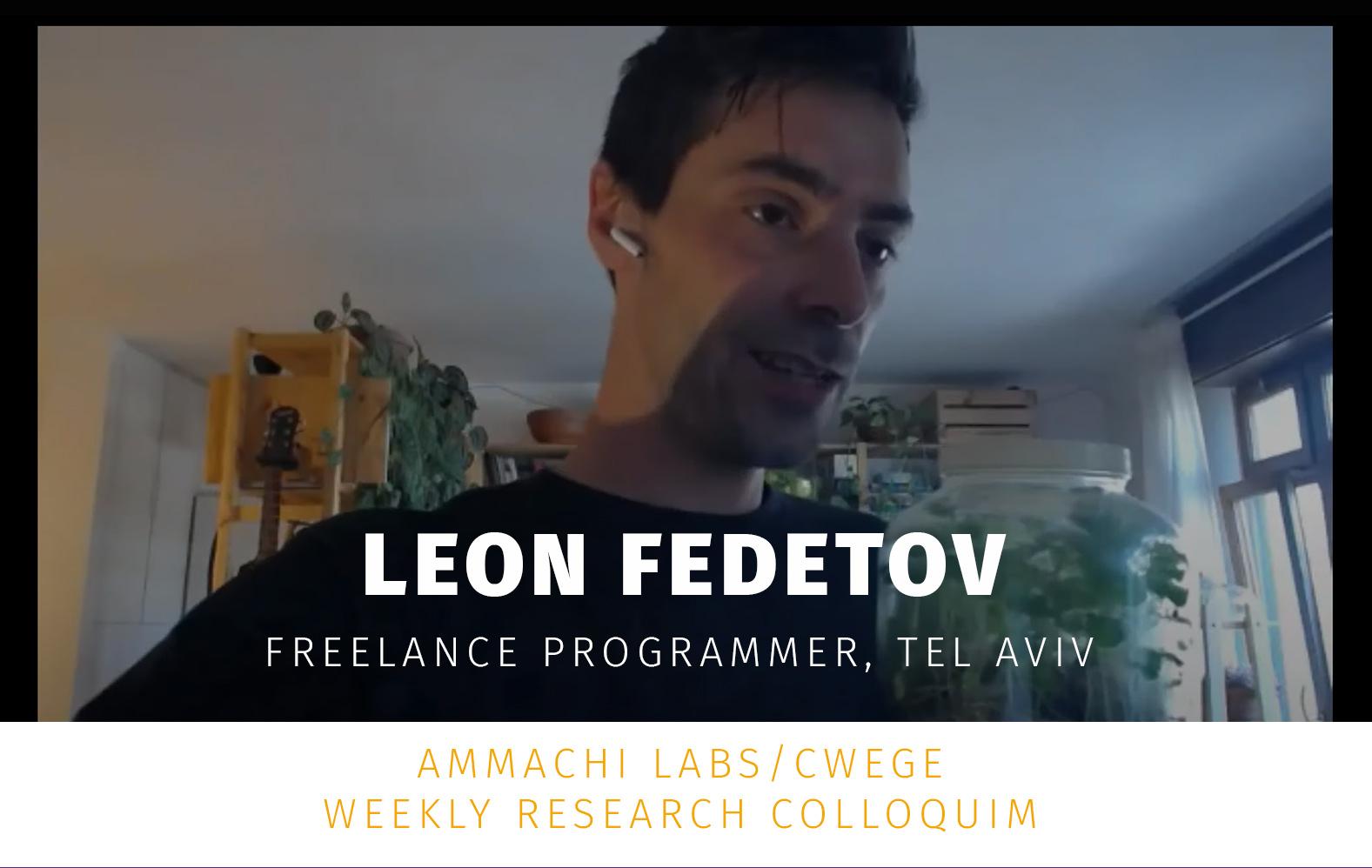 Leon Fedetov