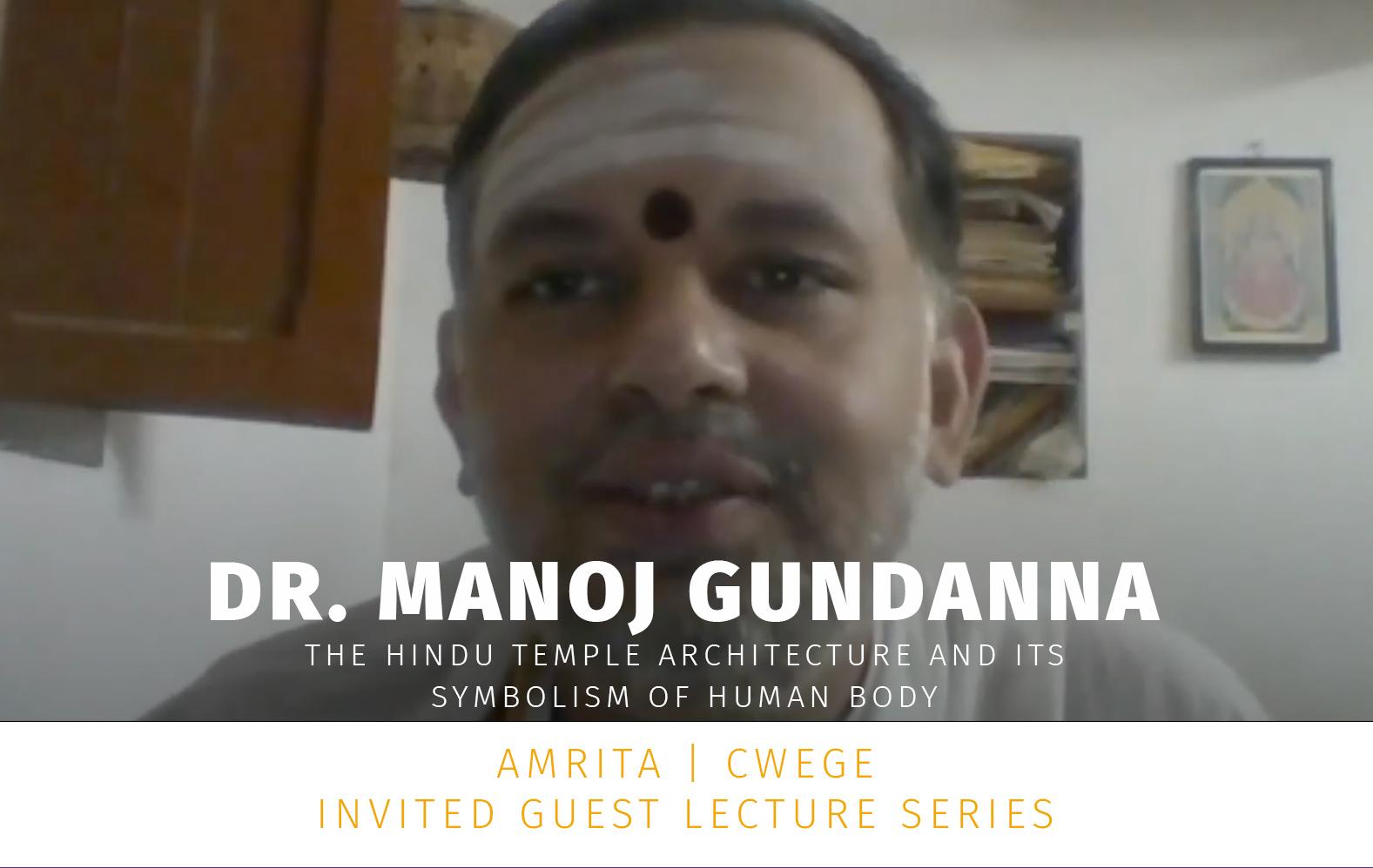 Dr. Manoj Gundanna