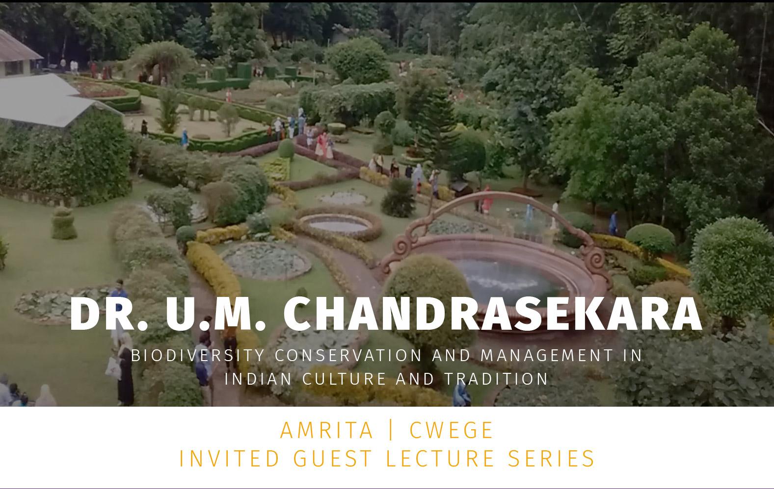 UM Chandrasekhara