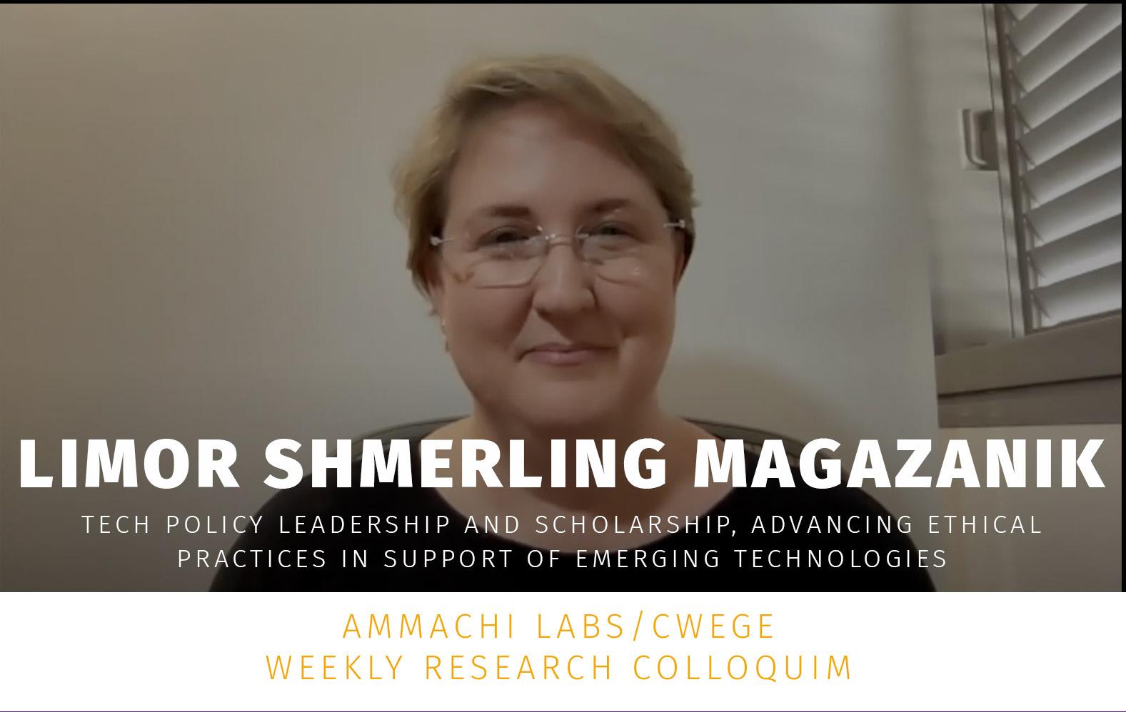 Limore Shmerling Magazanik